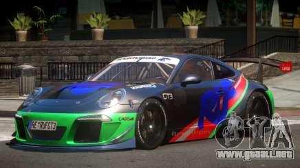 Porsche 911 GT-3 V1.0 para GTA 4