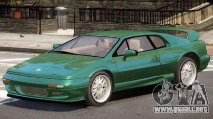 Lotus Esprit Upd para GTA 4