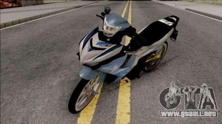 Yamaha Exciter 150 Limited Edition para GTA San Andreas