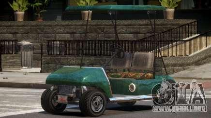 Nagasaki Caddy V1.0 para GTA 4