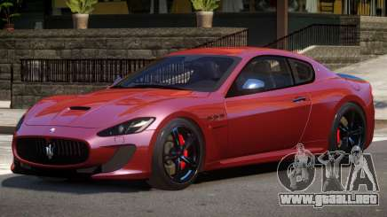 Maserati Gran Turismo RS para GTA 4