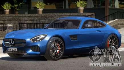Mercedes Benz SLS GT V1.1 para GTA 4