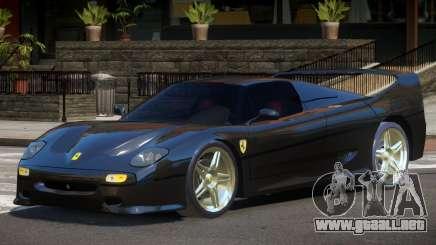 Ferrari F50 RS Street para GTA 4