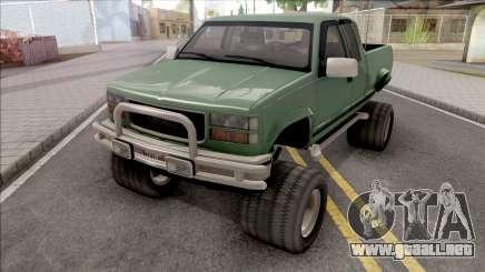 GMC Sierra Monster Truck 1998 para GTA San Andreas