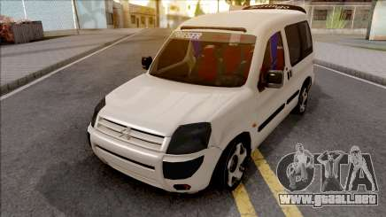 Citroen Berlingo para GTA San Andreas