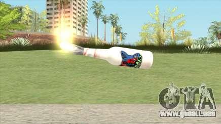 Molotov Cocktail (White) para GTA San Andreas