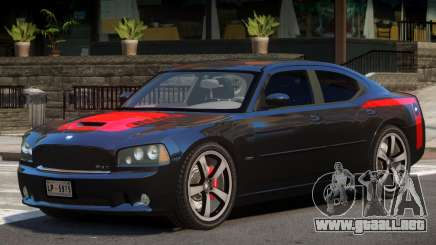 Dodge Charger RT Super Bee para GTA 4