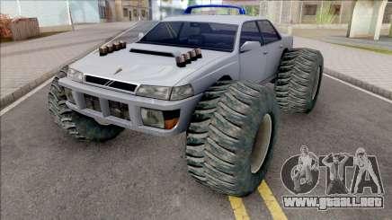 Monster Sultan Grey para GTA San Andreas
