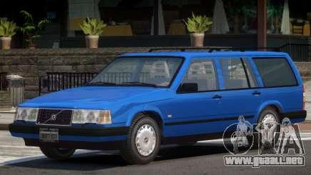Volvo 940 V1.0 para GTA 4