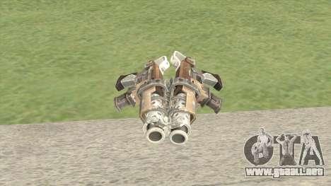 New Tactical SMG (Fortnite) para GTA San Andreas