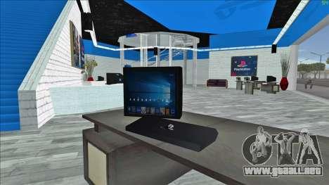 La Tienda Playstation (PS4 Tienda) para GTA San Andreas