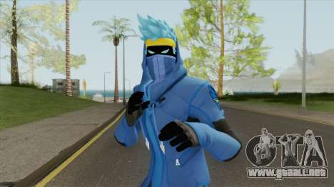 Ninja V3 (Fortnite) para GTA San Andreas