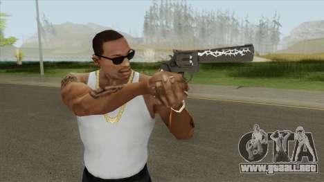 The Absolver (Hitman: Absolution) para GTA San Andreas