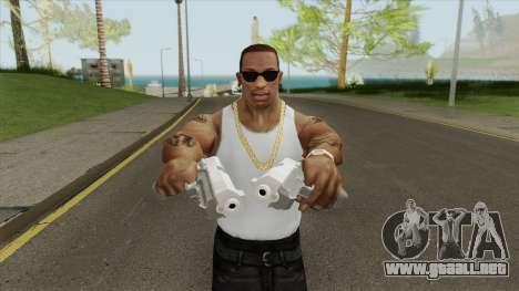 Dual Pistols (Fortnite) para GTA San Andreas