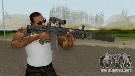 HX AP-15 (Hitman: Absolution) para GTA San Andreas