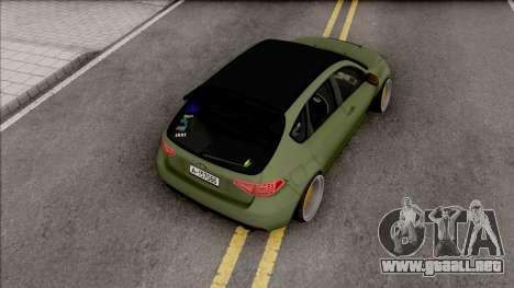 Subaru Impreza WRX STI 2009 para GTA San Andreas