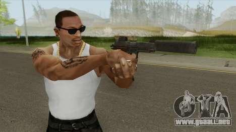 SW 39 Silenced (Born To Kill: Vietnam) para GTA San Andreas
