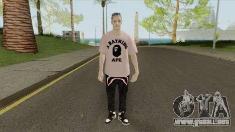 Mesut Ozil para GTA San Andreas