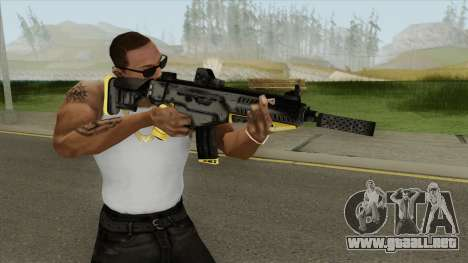 Agency ARZ 160 (Hitman: Absolution) para GTA San Andreas