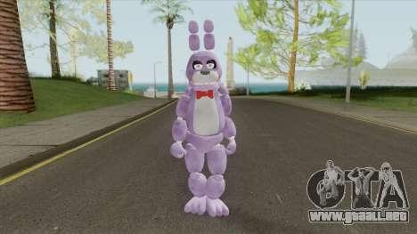Bonnie (FNAF) para GTA San Andreas