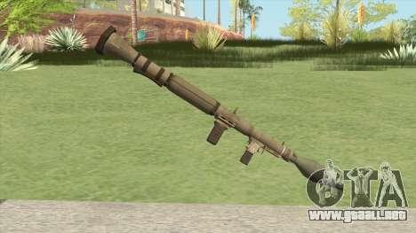 Rocket Launcher GTA V (Army) para GTA San Andreas