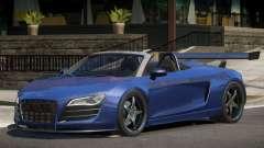 Audi R8 Roadster Tuning