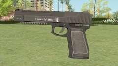 Hawk And Little Pistol .50 GTA V