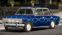 VAZ 2103 RT PJ2 para GTA 4