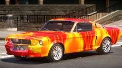 Shelby GT500 V2.1 PJ3 para GTA 4