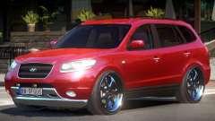 Hyundai Santa Fe RS