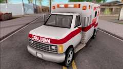 GTA 3 Ambulance para GTA San Andreas