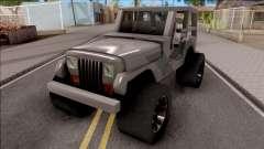 Jeep Wrangler 4x4 XL
