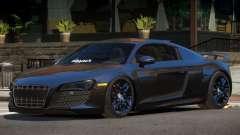 Audi R8 SS para GTA 4