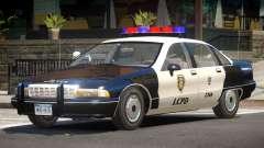 Chevrolet Caprice Police V1.0 para GTA 4