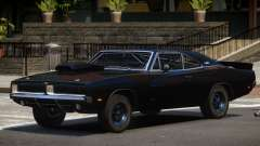 1969 Dodge Charger RT V1.0 para GTA 4