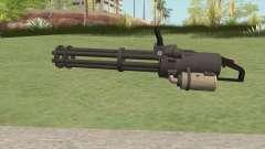 Coil Minigun (NG Black) GTA V para GTA San Andreas