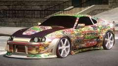 Toyota Supra ST Tuning PJ5 para GTA 4