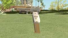 Pistol .50 GTA V (Luxury) Flashlight V2