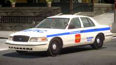 Ford Crown Victoria Police V1.3 para GTA 4