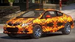 Honda Civic Si GT PJ1 para GTA 4