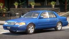 Ford Crown Victoria V1.2 para GTA 4