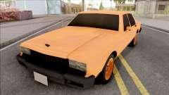 Chevrolet Caprice Orange