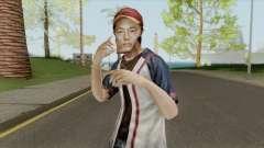Glenn Rhee (The Walking Dead) V1 para GTA San Andreas