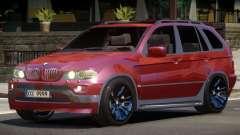 BMW X5 ST para GTA 4