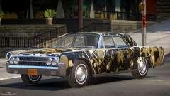 1961 Lincoln Continental PJ5 para GTA 4