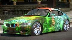 BMW Z4 GT Sport PJ3 para GTA 4