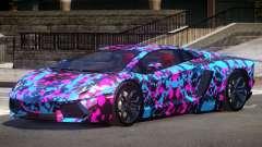 Lamborghini Aventador SS PJ4 para GTA 4