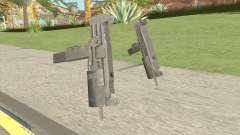 Micro Uzi (Manhunt) para GTA San Andreas