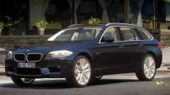 BMW M5 F11 UL para GTA 4