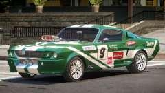Shelby GT500 V2.1 PJ4 para GTA 4